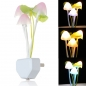Honana DX-015 Nette Mushroom Form Design LED Licht Nachtlicht Bett Lampe
