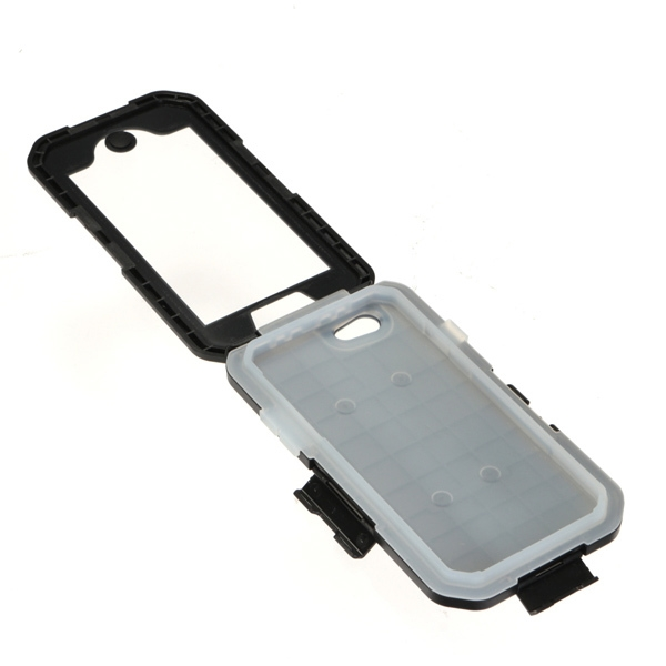 IPX8 Waterproof Pouch Bag Case Cover Bicycle Phone Mount Holder For iPhone 6 6s 4.7 Inch