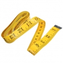 120inch Praktische Taille Ruler Messen Sie Slimming Mess Tailor Sewing Tape