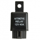 Auto Auto Relay 4 Pin SPST Alarmrelais Automotive Van Boat Bike 12V DC 40A 40 AMP