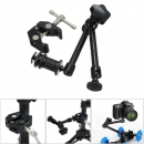 11 Zoll Articulate Magic Arm mit Super Clamp Krabbe Zange Clip für DSLR Kamera