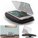 Telefon HUD Mobile Navigation Halterung Head Up Display HUD Projektion Halter GPS Auto