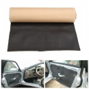 200cmx50cm Car Sound Proofing Deadening Anti-noise Insulation Heat Closed Cell Foam