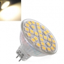 MR16 5W Warmweiß 29 LED 5050 SMD Spot Glühbirnen 220V