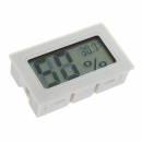 Mini Digitaler LCD Thermometer Feuchtigkeit Messinstrument Lehre Hygrometer Indoor