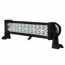 72W Spot LED Lichtleiste Arbeitslampe Off Road Trailer Boot 4WD 12 / 24V