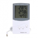 LCD Digital Thermometer Hygrometer Feuchtigkeits Messinstrument Indoor Outdoor