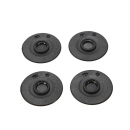 4Pcs Bottom Rubber Feet Foot For MacBook Pro A1278 A1286 A1297