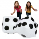 Plastic Inflatable Dice Balloon Pool Party Toys Zimmer Decration