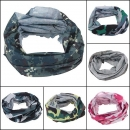 Multi Camouflage Schal Cycling Bike Neck Face Mask Hut Kappe Kopfbedeckung