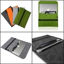 Smart Wool Felt Sleeve Case Cover Bag For Macbook Pro Retina