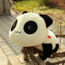 35 45 55cm Cute Panda Kissen Soft Home Car Seat Dekokissen