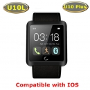 Original U10L U10S Sport Bluetooth Smart Armbanduhr für IOS Android