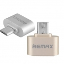 REMAX OTG Micro USB Adapter Smart Connection Kit Adapter Card Reader